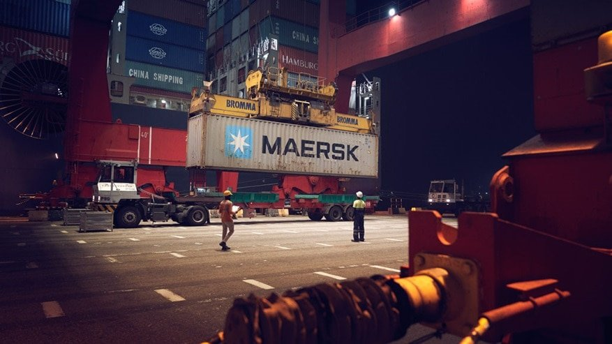 Maersk posts strong results for Q1 2021