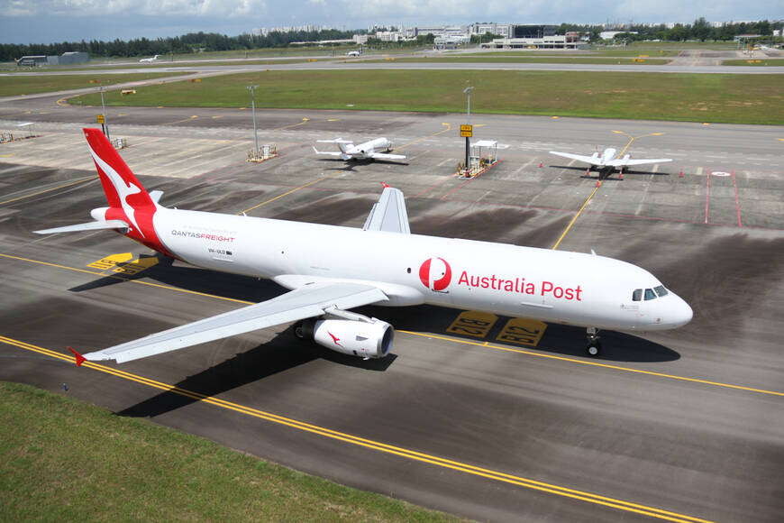 First A321 conversion freighter enters into service