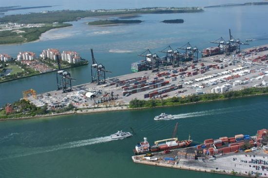 PortMiami hits record volume for October