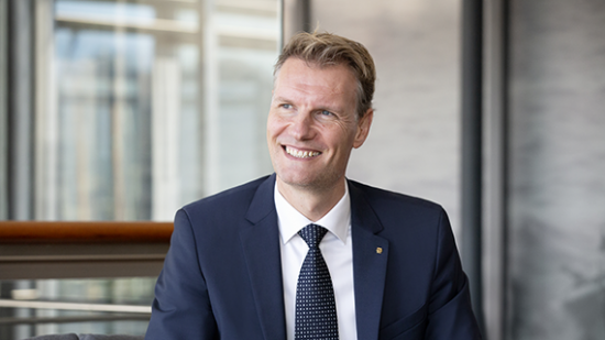 MSC welcomes new CEO