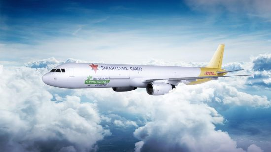 DHL Express adds converted A321Fs to fleet