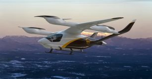 ups electric aircraft