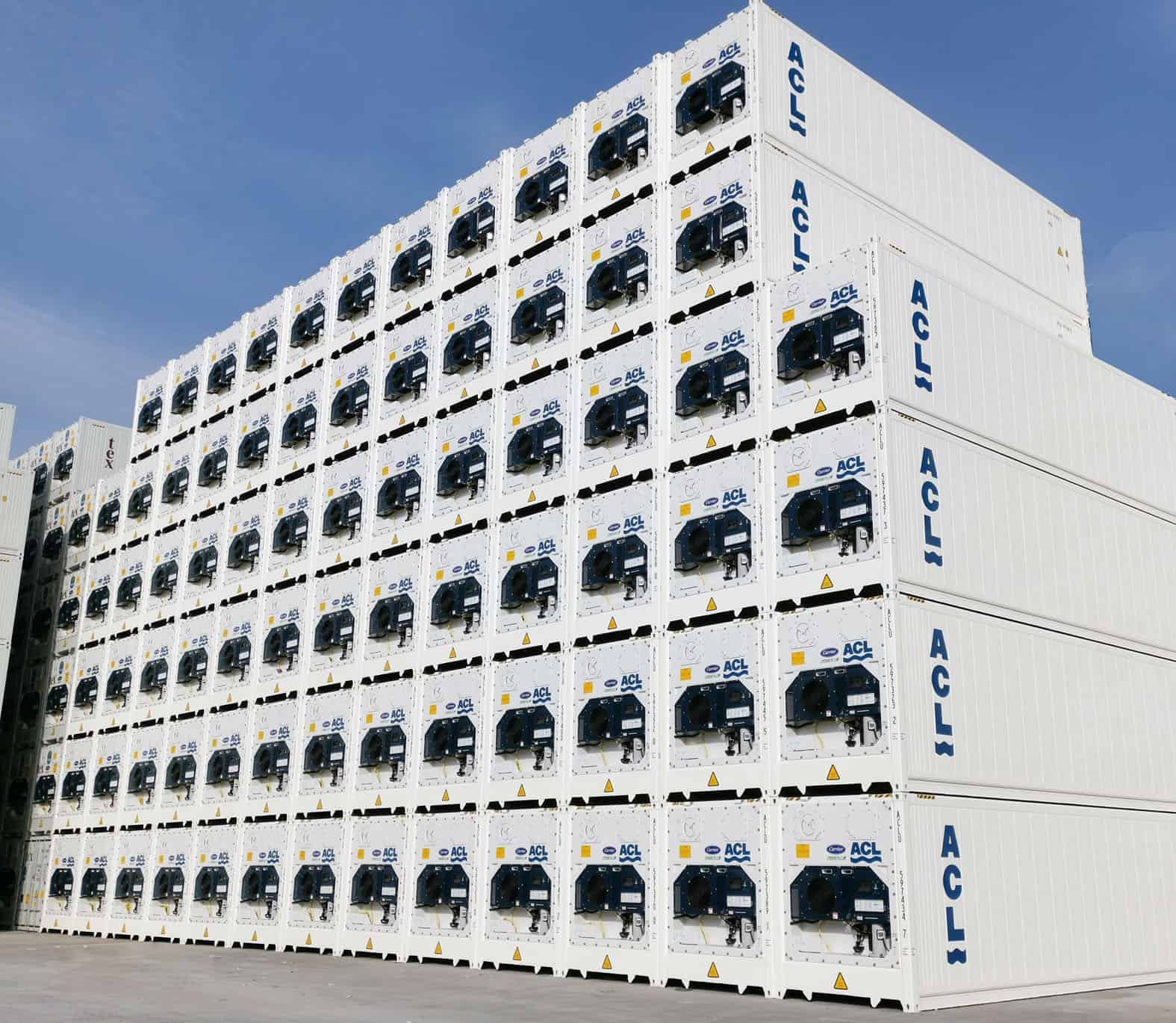 ACL adds 150 reefer containers to fleet